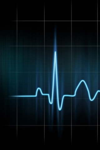 Heartbeat Iphone Wallpaper Idesign Iphone