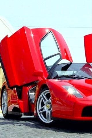 Ferrari Enzo Iphone Wallpaper Idesign Iphone