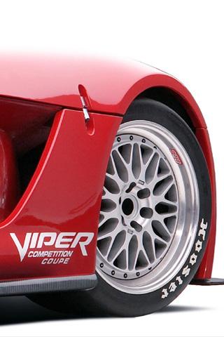 Dodge Viper iPhone Wallpaper