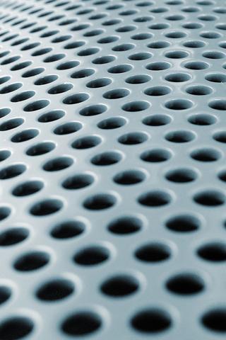 Mesh Plate iPhone Wallpaper