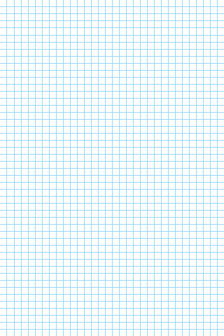 Graph Paper iPhone Wallpaper