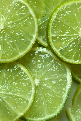 Lime iPhone Wallpaper
