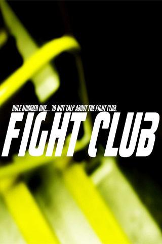 Fight Club iPhone Wallpaper