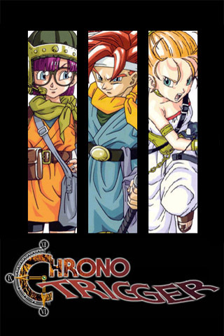 Chrono Trigger iPhone Wallpaper