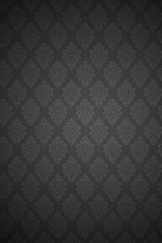 Black Wall iPhone Wallpaper