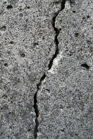 Crack iPhone Wallpaper