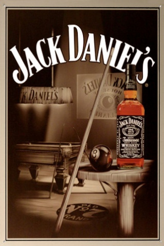 Jack Daniel's iPhone Wallpaper
