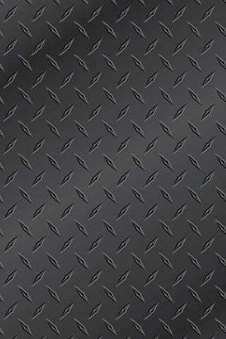 Steel Plate iPhone Wallpaper