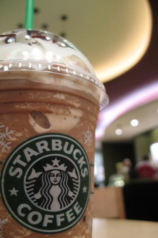 Starbucks Lover iPhone Wallpaper