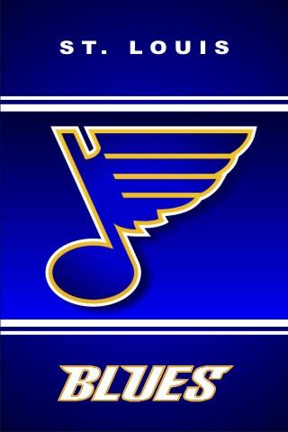 St. Louis Blues iPhone Wallpaper