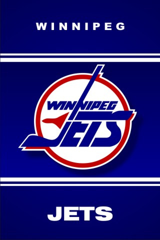 Winnipeg Jets Iphone Wallpaper Idesign Iphone