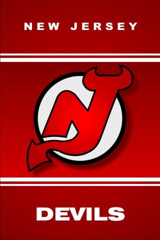 New Jersey Devils iPhone Wallpaper