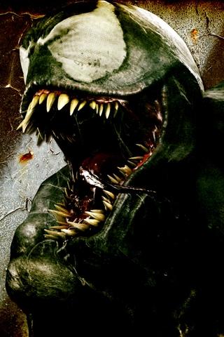 OD Venom iPhone Wallpaper