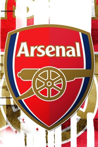 Arsenal F.C. iPhone Wallpaper