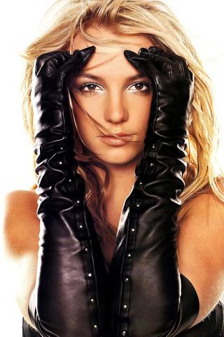 Britney Spears iPhone Wallpaper