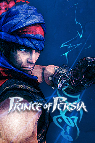Prince of Persia iPhone Wallpaper