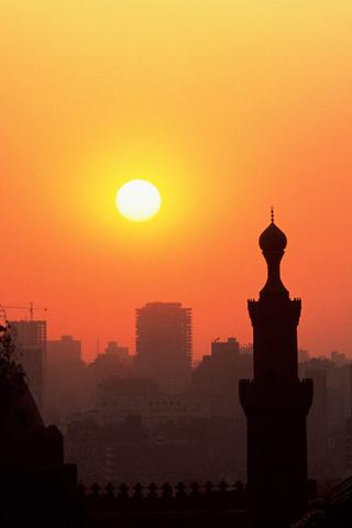 Cairo iPhone Wallpaper