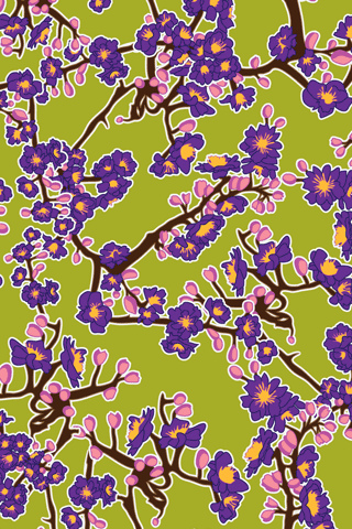 Boca Flower iPhone Wallpaper