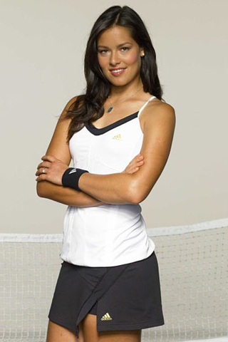Ana Ivanovic iPhone Wallpaper