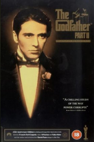 The Godfather II iPhone Wallpaper