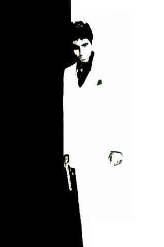 Scarface iPhone Wallpaper