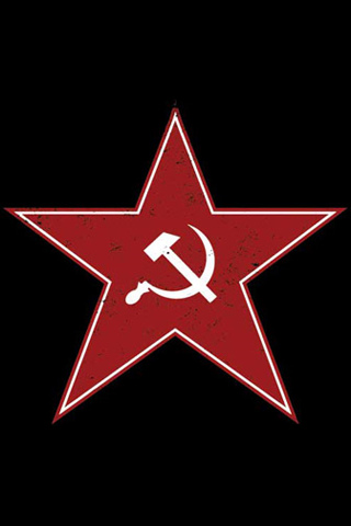 Soviet iPhone Wallpaper