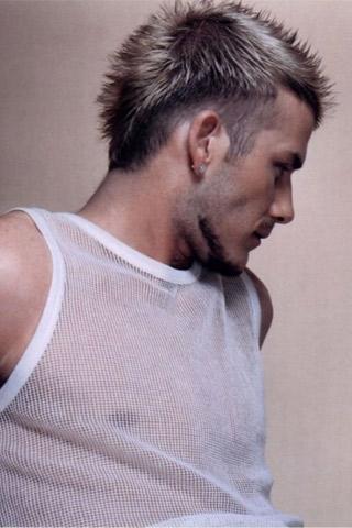 David Beckham iPhone Wallpaper