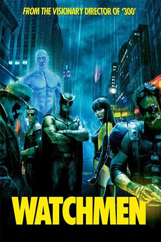 Watchmen Wallpaper iPhone Wallpaper