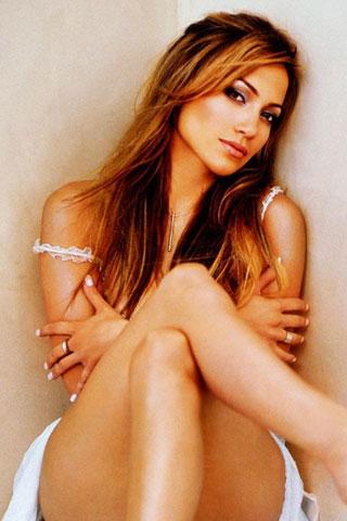 Jennifer Lopez iPhone Wallpaper
