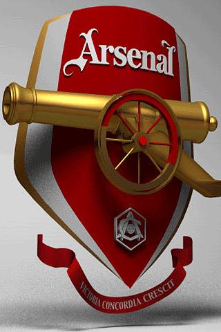 Arsenal Shield iPhone Wallpaper