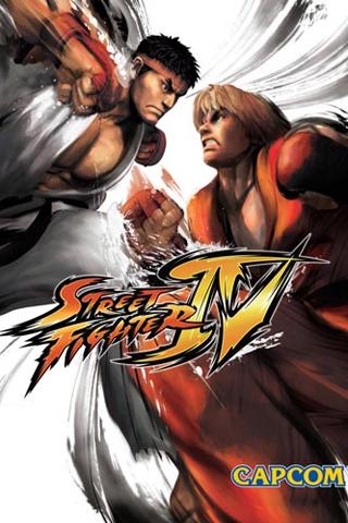 Street Fighter IV iPhone Wallpaper