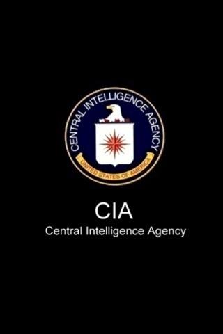 CIA iPhone Wallpaper