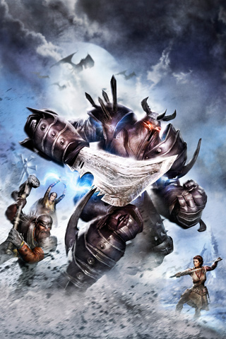 World Of Warcraft IPhone Wallpaper