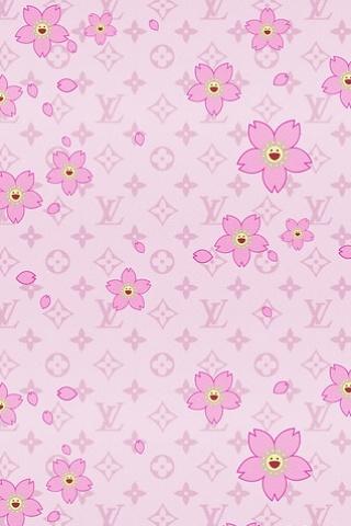 Louis Vuitton Pink Iphone Wallpaper Idesign Iphone