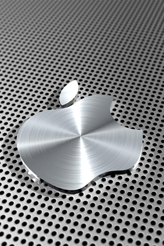 Polished Apple iPhone Wallpaper