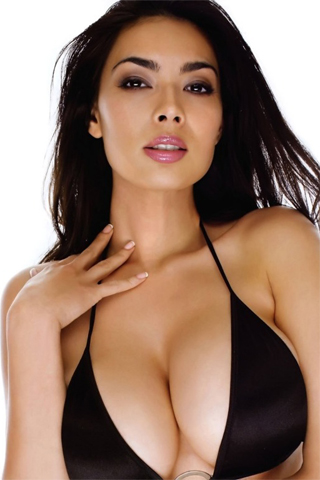 Tera Patrick iPhone Wallpaper
