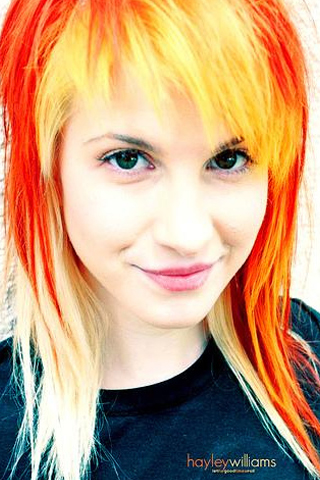 Hayley Williams Paramore Iphone Wallpaper Idesign Iphone