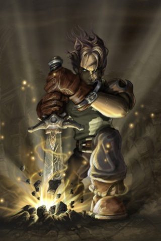 Fable iPhone Wallpaper