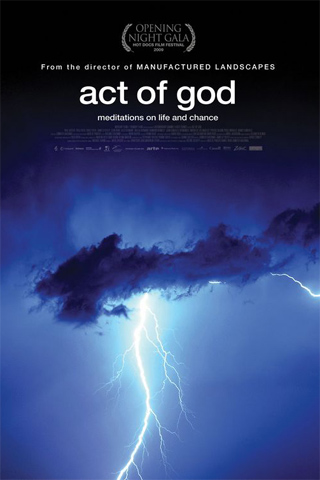Act of God iPhone Wallpaper