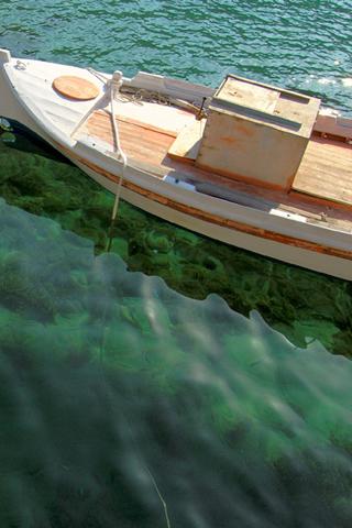 Boat iPhone Wallpaper
