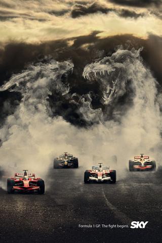 Formula 1 Grand Prix iPhone Wallpaper