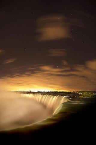 Niagara Falls iPhone Wallpaper