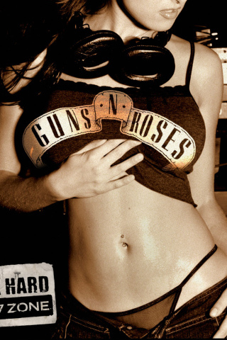 wallpaper guns n roses. Guns n#39; Roses iPhone Wallpaper