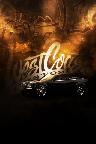 West Coast Customs iPhone Wallpaper