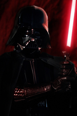 Darth Vader iPhone Wallpaper