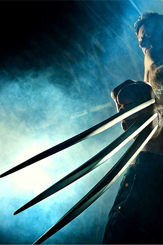 Wolverine iPhone Wallpaper