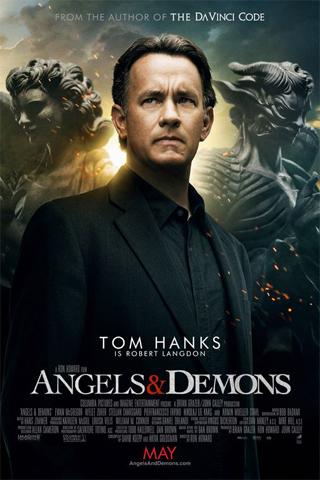 Angels & Demons iPhone Wallpaper