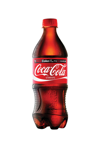 Coca Cola Bottle iPhone Wallpaper