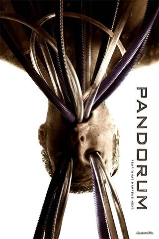 Pandorum Movie iPhone Wallpaper