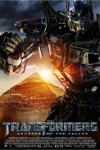 Transformers 2 - Optimus Prime iPhone Wallpaper